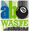 AB 8 WASTE Logo